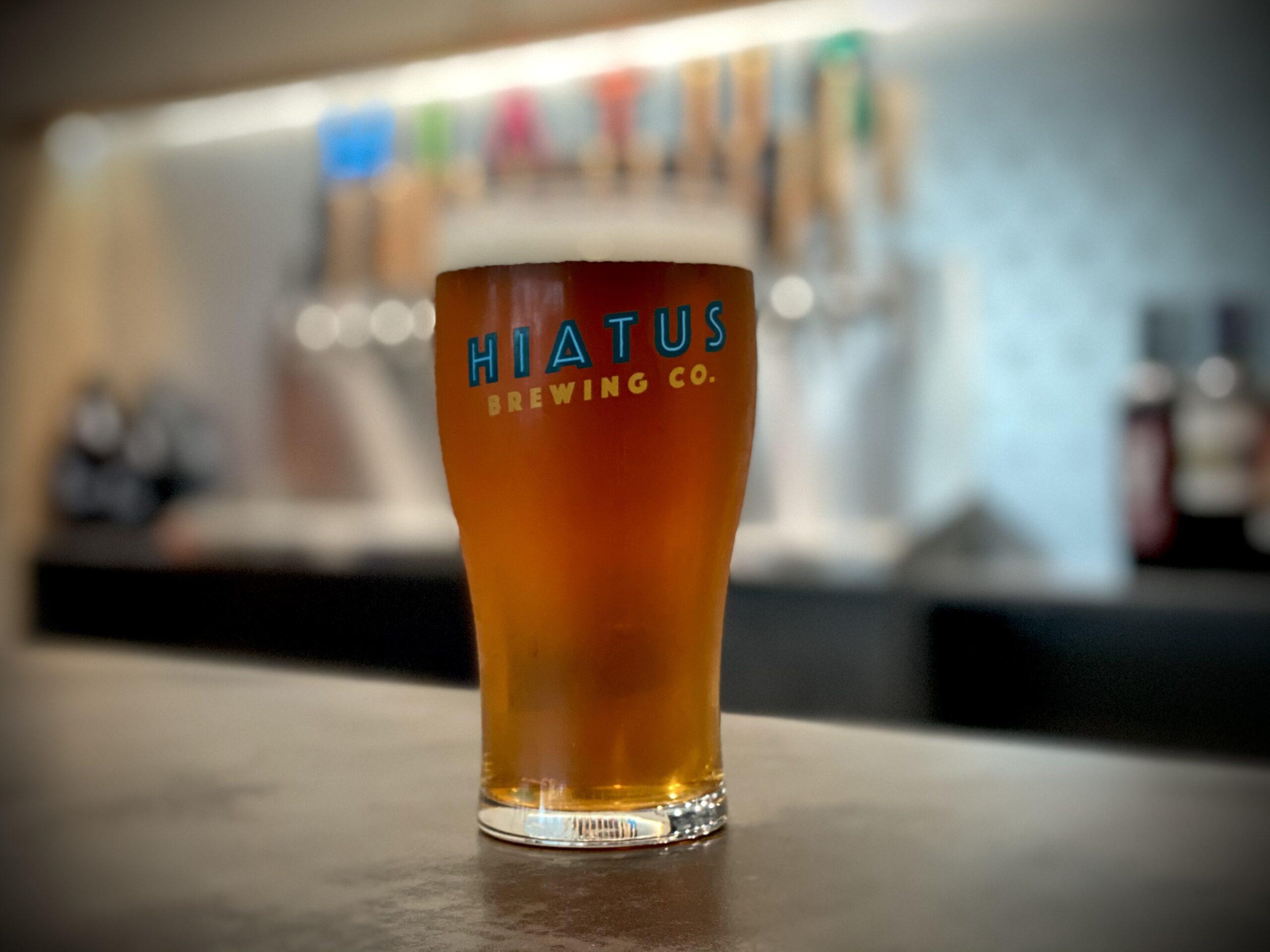 Hiatus Brewing Company Twinger Snap