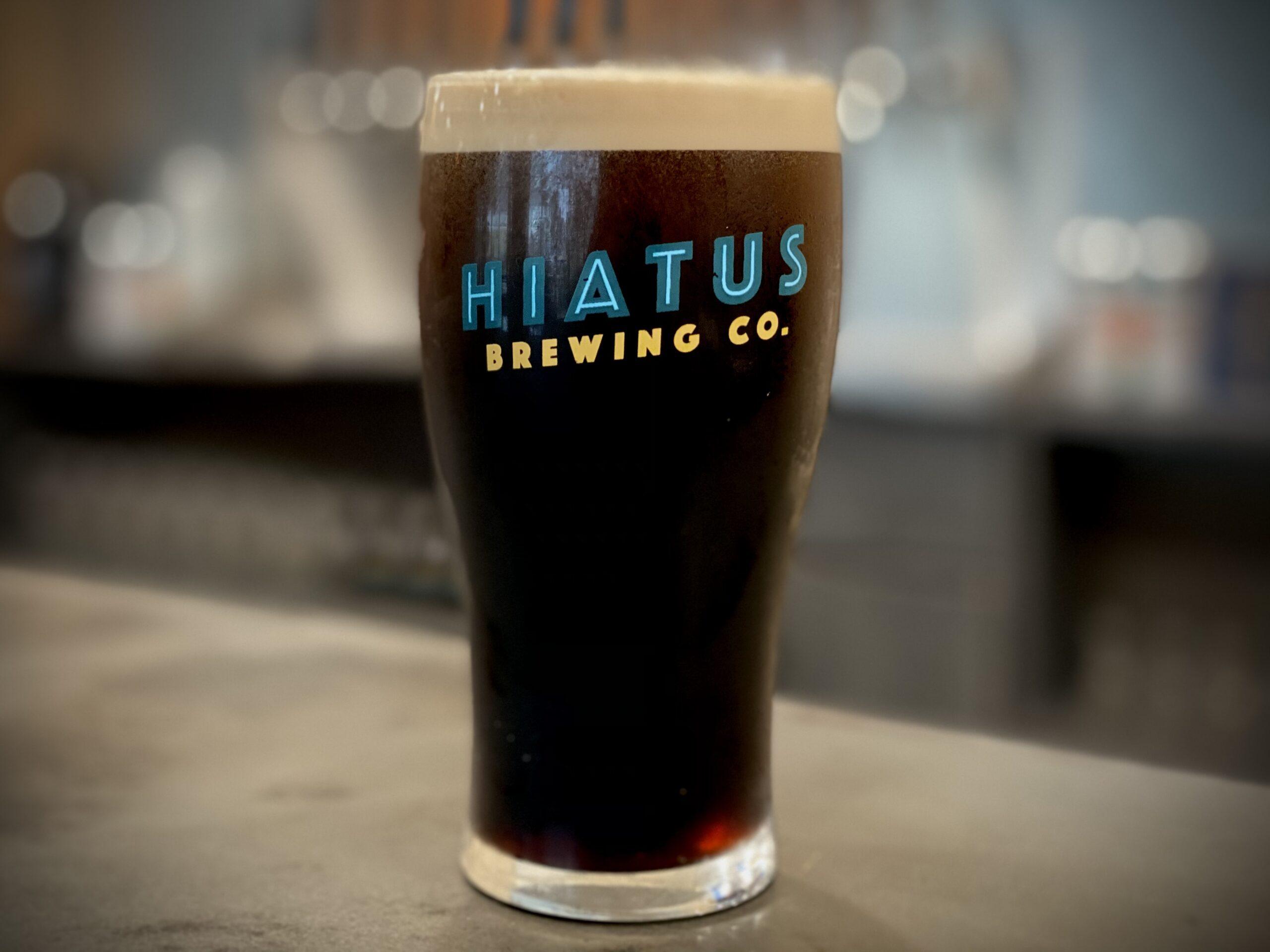 Donaghy's Irish Stout Hiatus Brewing Company