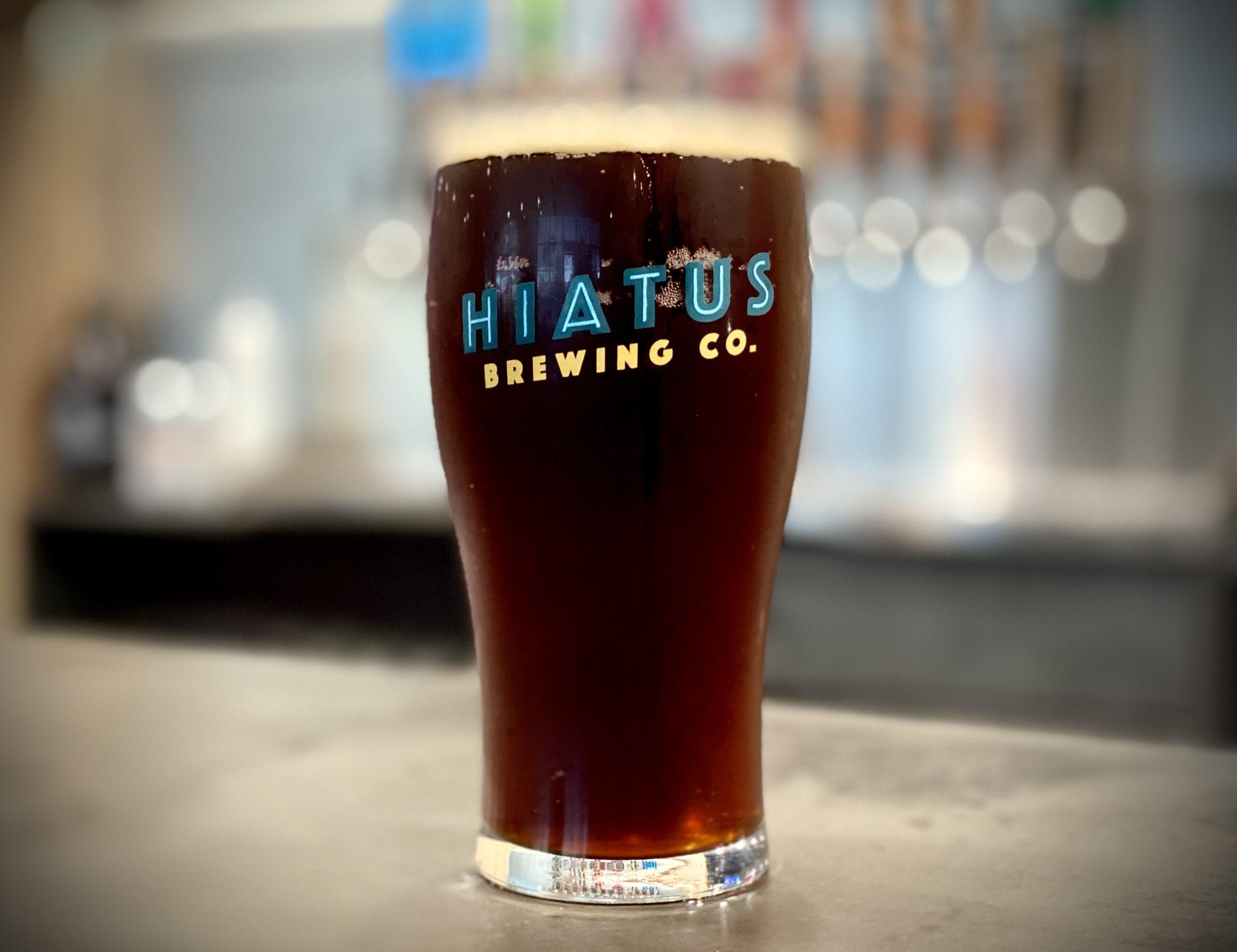 Saint Dismas Dubbel Hiatus Brewing Company