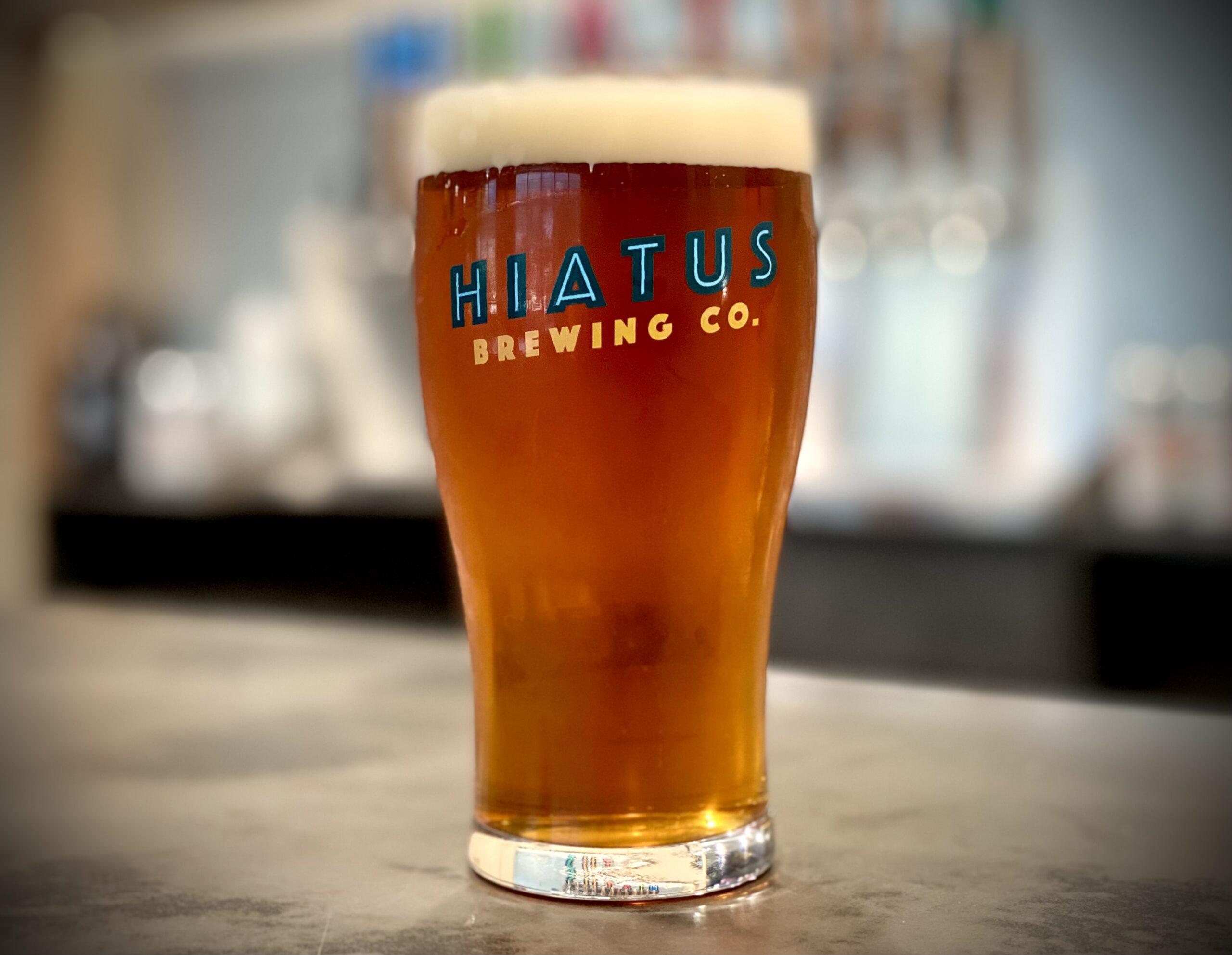 Time Stands Still Hiatus Brewing Company