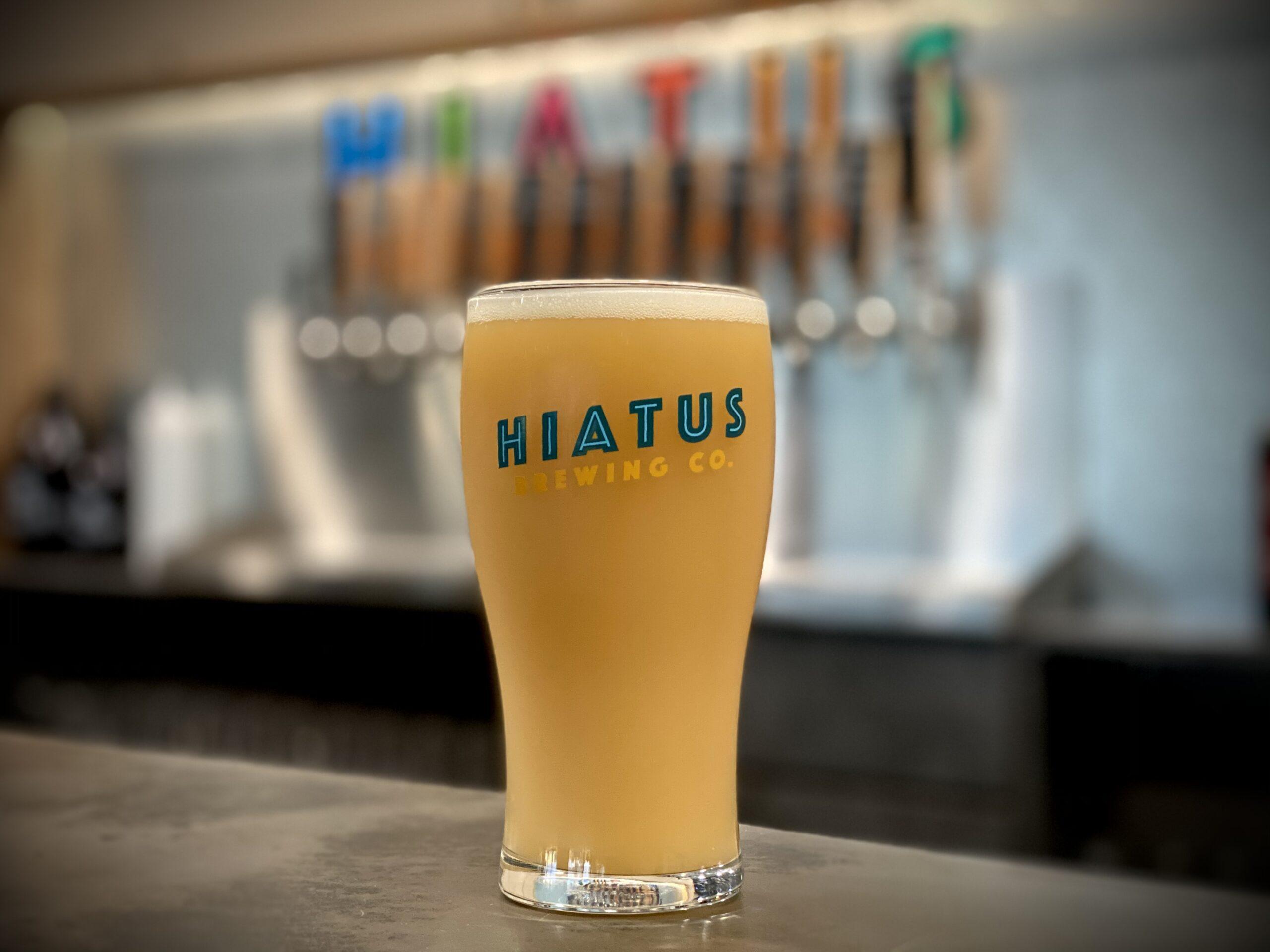 Hiatus Brewing Company Still Hazy