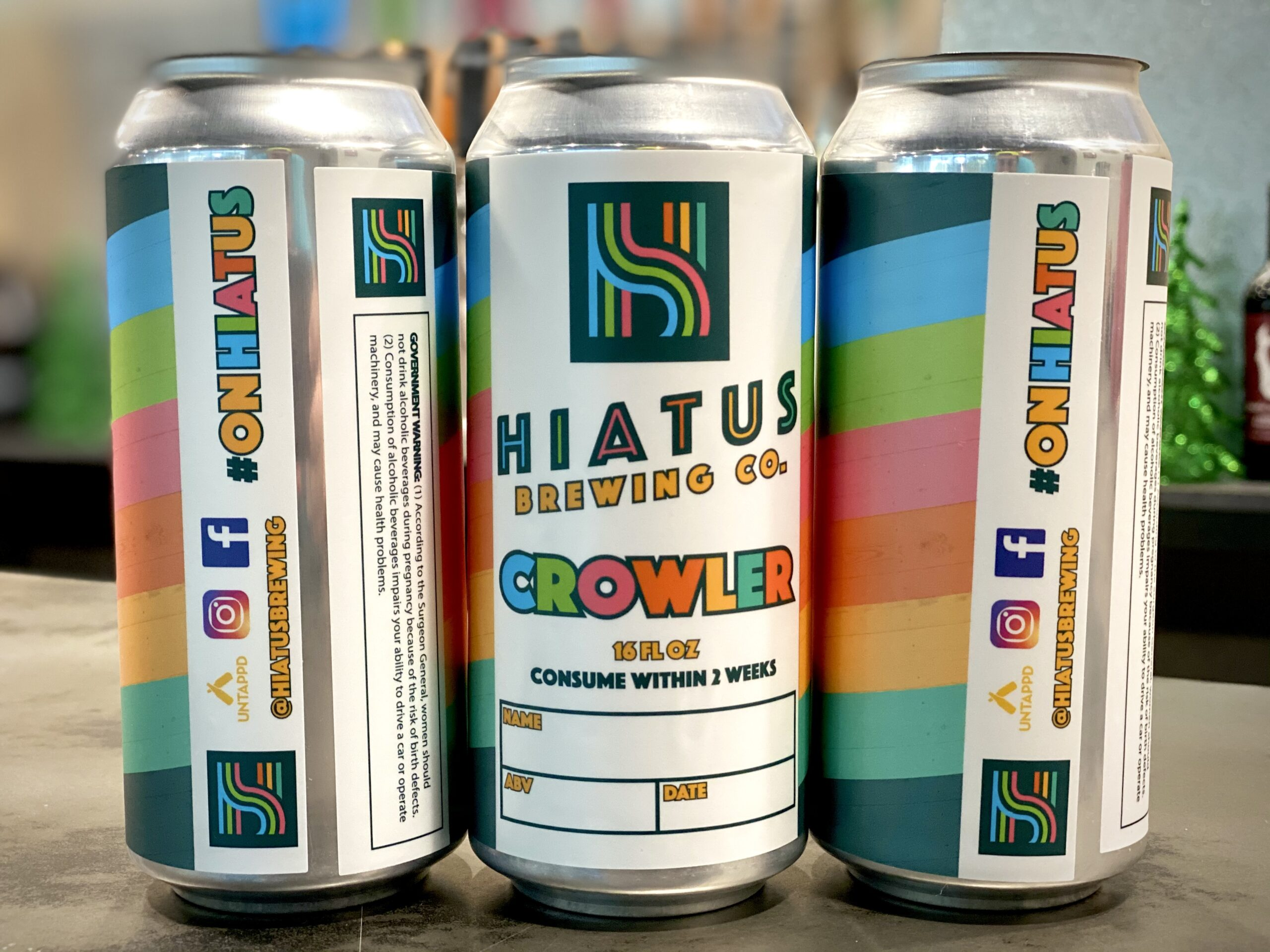 Hiatus Brewing Company