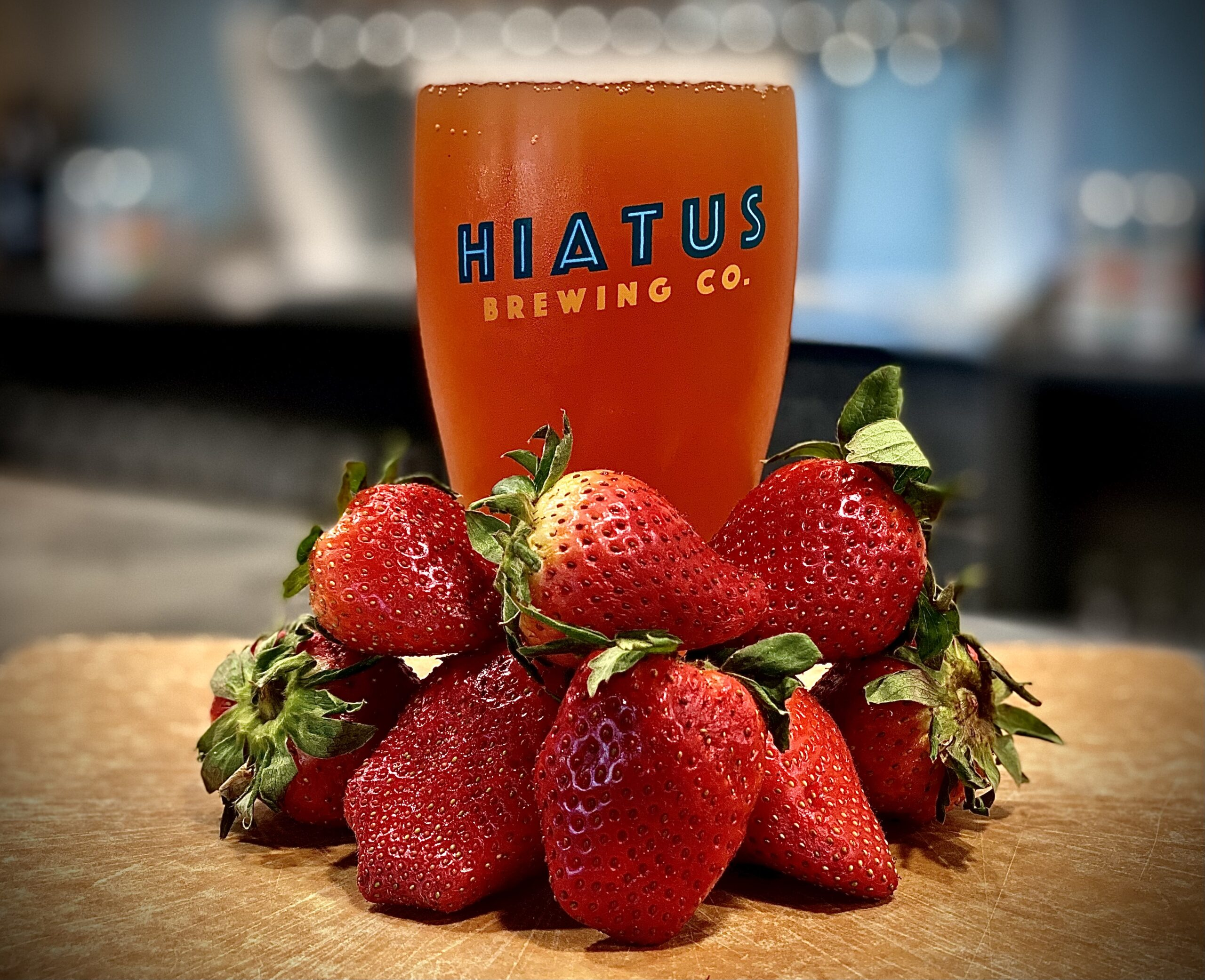Strawberry Fest Hiatus Brewing Company