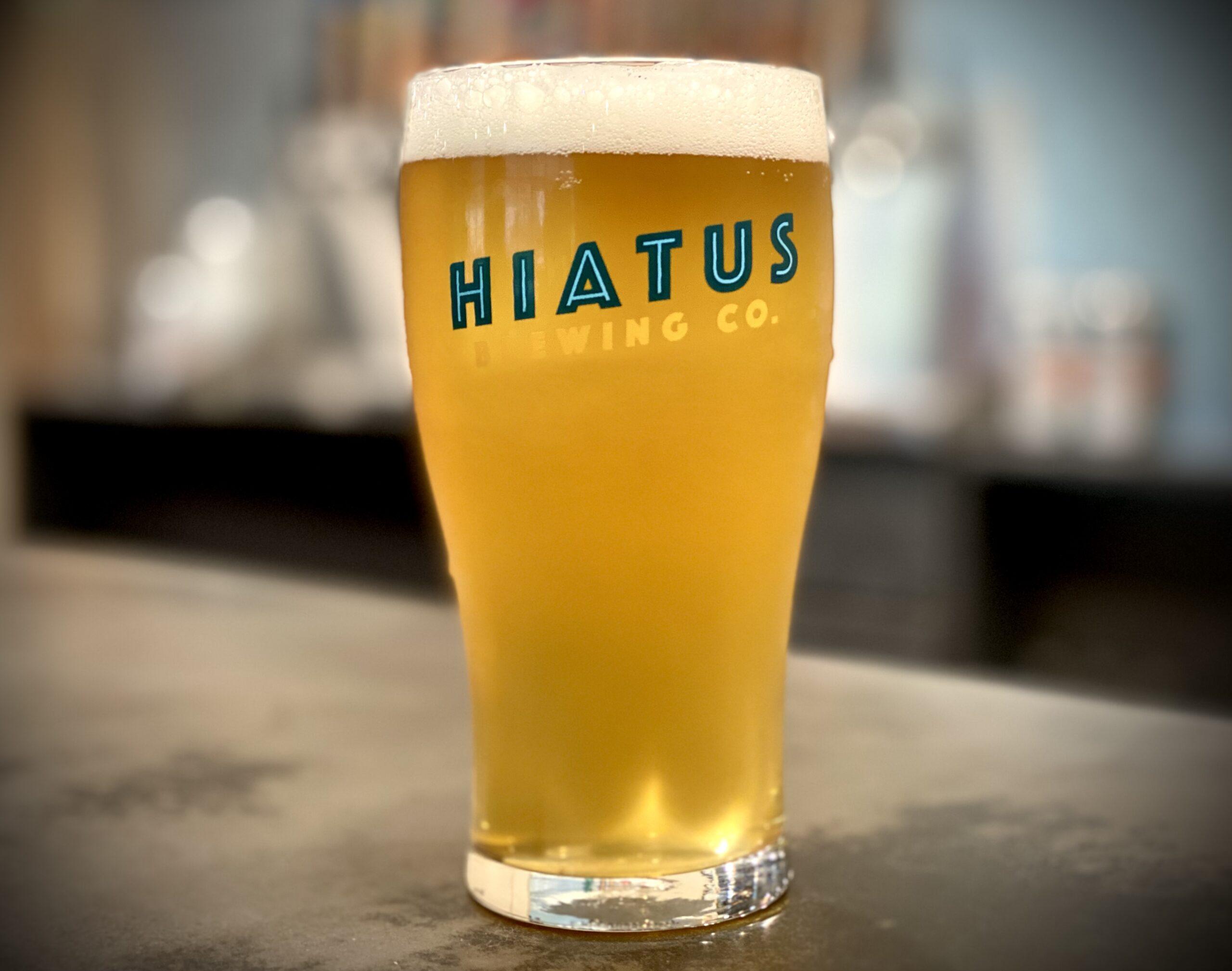 StacheStrong Hiatus Brewing Company