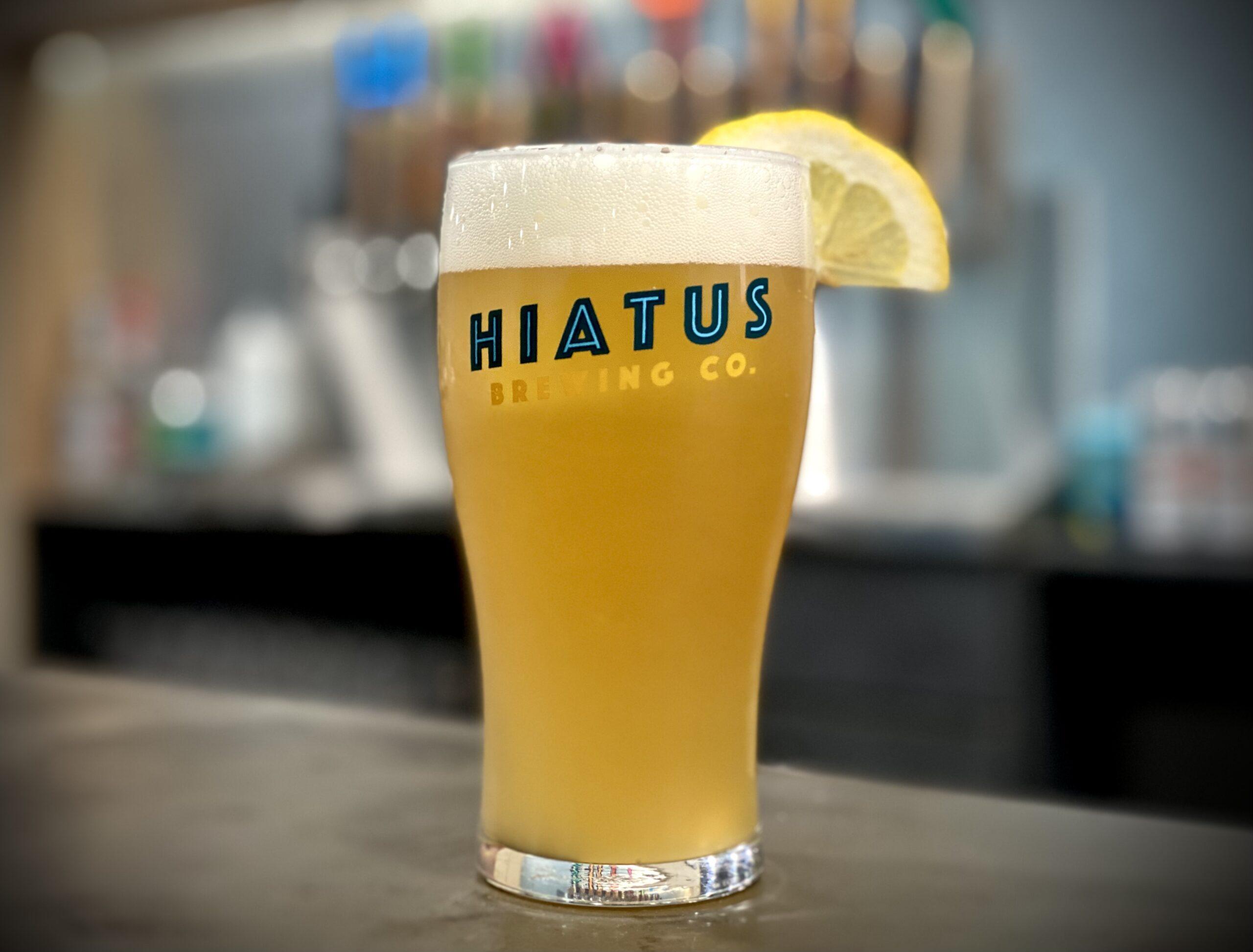 Hiatus Brewing Company Brewery Brewpub Ocala Florida Summer Slacking