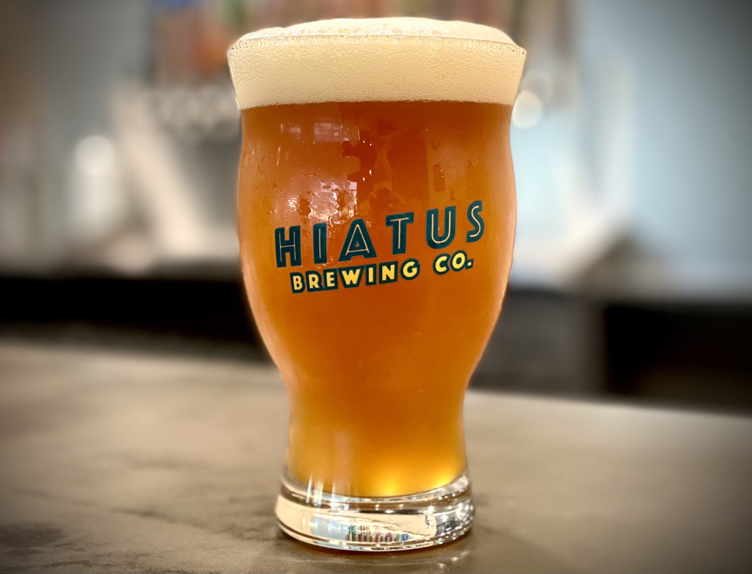 Hiatus Brewing Company It's Been Oolong Day Brewery Brew Pub Craft Beer Ocala Florida